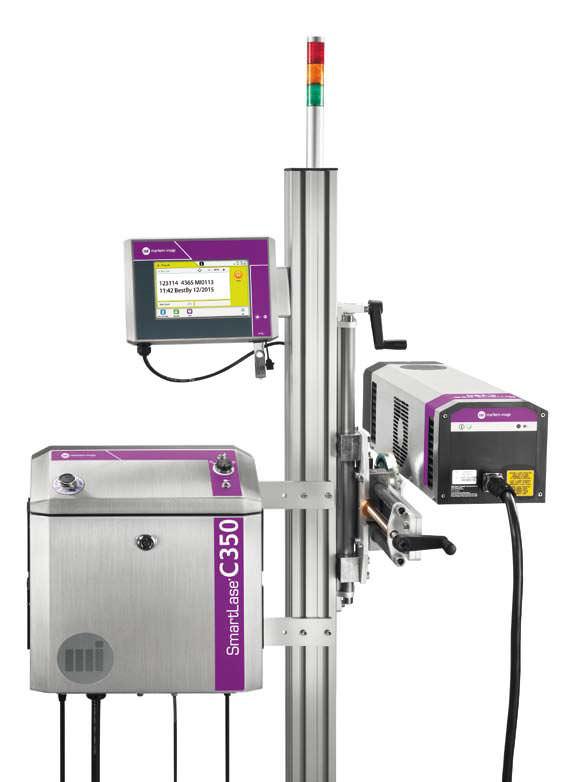 Laser Co2 Smartlase C350 30w