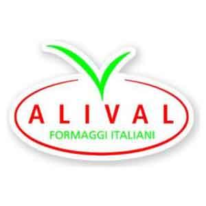 Alival Formaggi Italiani Logo