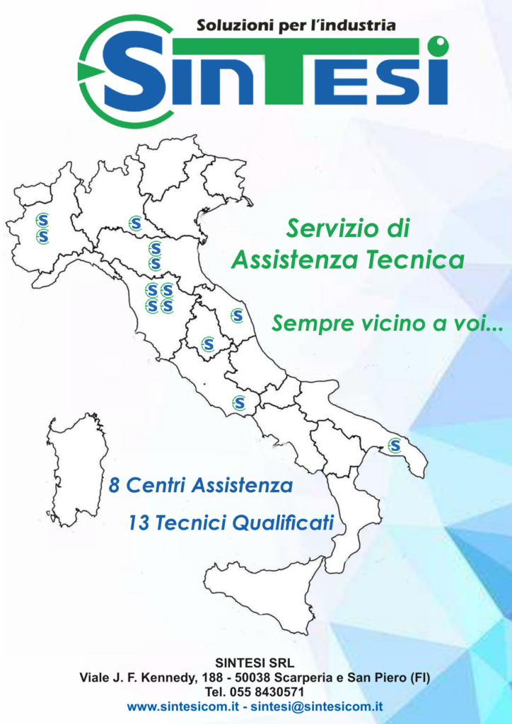 Cartina Italia Assistenza